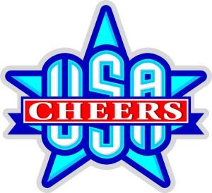 USA Cheers Logo Small